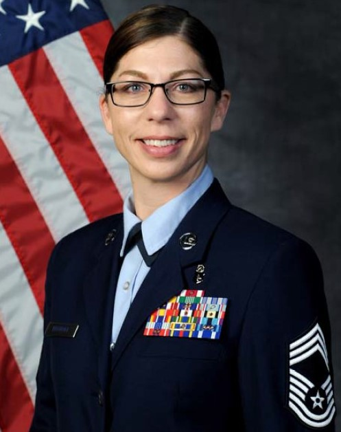 Chief MSgt. Julie M. Bottroff